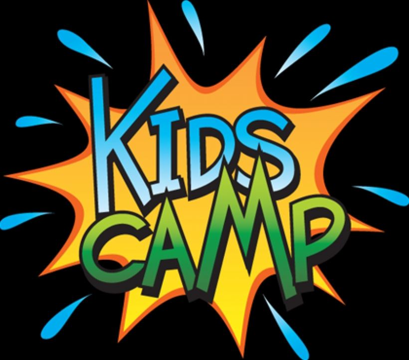 Kids Camp clipart image