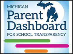 Michigan Department of Education Parent Dashboard logo image