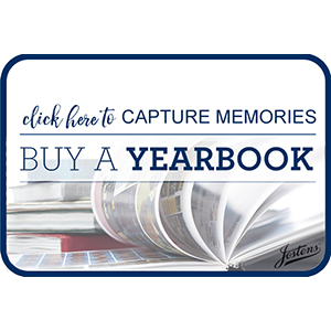 Clipart image of a yearbook
