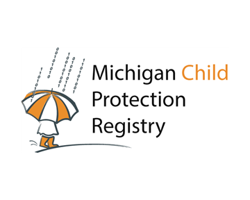 Michigan Child Protection Registry logo