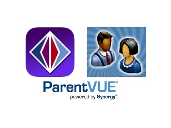 ParentVUE powered by Synergy logo