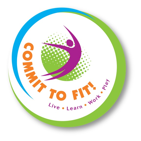 Commit to Fit logo