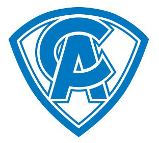 Carman-Ainsworth crest logo