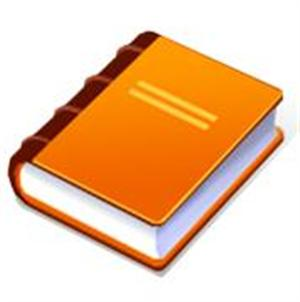Clipart image of a book